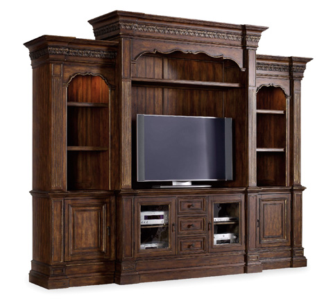 Image of Adagio Home Entertainment Center