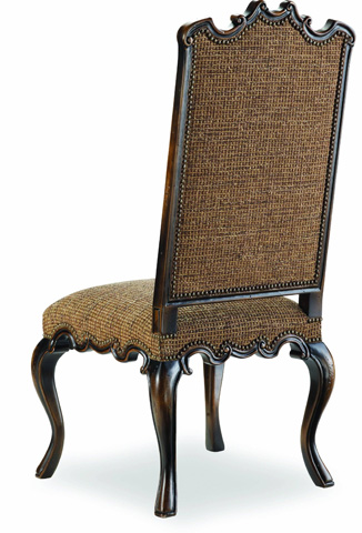 Hooker Furniture - Canterbury Ebony Side Chair - 200-351258