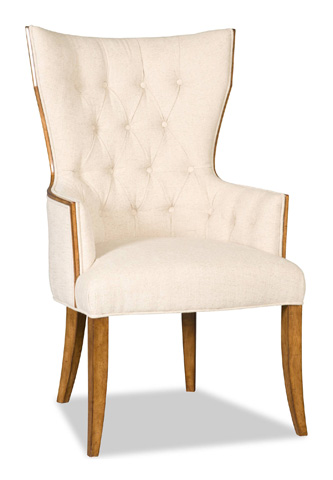 Hooker Furniture - Victoria Dining Arm Chair - 300-350050