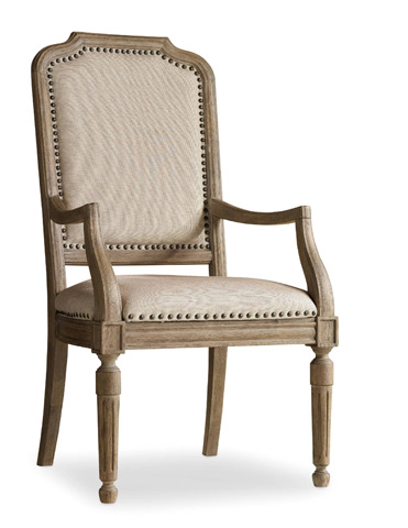 Hooker Furniture - Corsica Upholstered Arm Chair - 5180-75401