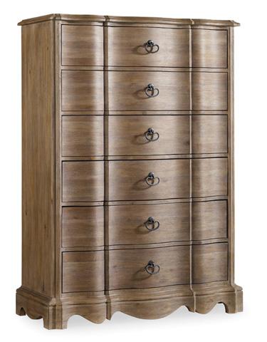 Hooker Furniture - Corsica Bedroom Set - 5280BEDROOM2
