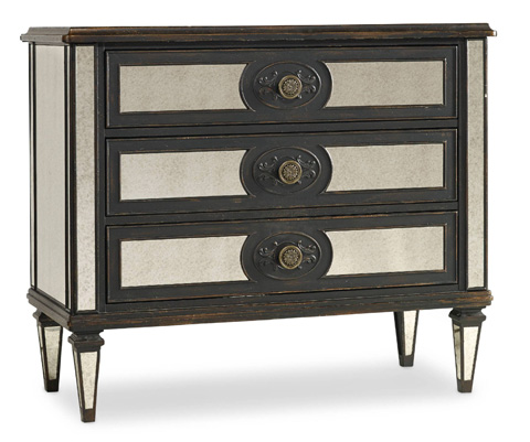Hooker Furniture - Mirror Accented Chest - 5218-85001