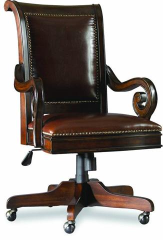 Image of European Renaissance II Tilt Swivel Chair