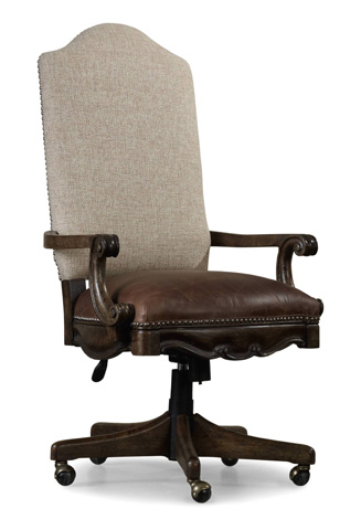 Hooker Furniture - Rhapsody Tilt Swivel Chair - 5070-30220