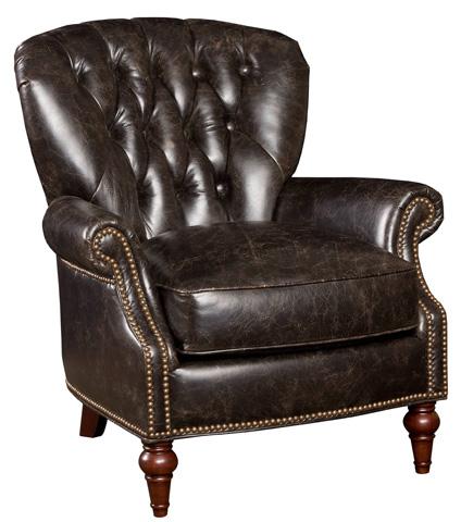 Hooker Furniture - Pullman Coach Leather Club Chair - CC718-01-088