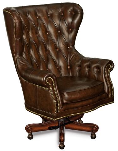 Hooker Furniture - Sedona Grand Piano Executive Chair - EC362-201