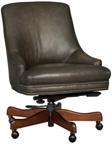 Hooker Furniture - Sarzana Castle Executive Swivel Tilt Arm Chair - EC403-095