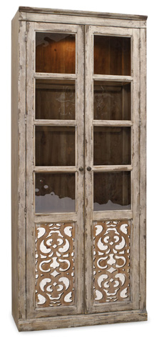 Hooker Furniture - Two Door Bunching Curio - 5351-75908