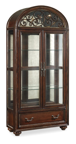 Image of Two Door Display Cabinet