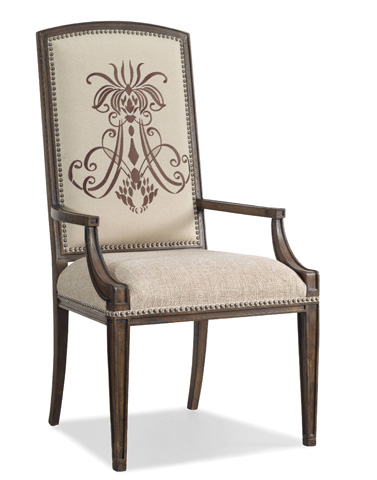 Hooker Furniture - Insignia Arm Chair - 5070-75400