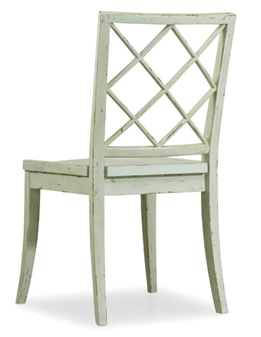Hooker Furniture - X Back Side Chair - 5326-75310