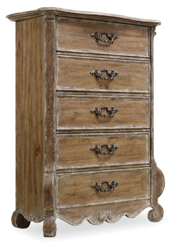 Hooker Furniture - Five Drawer Chest - 5300-90010