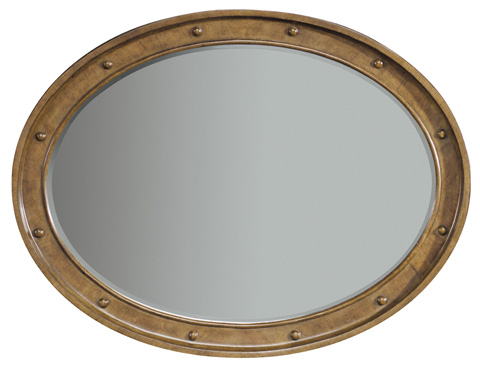 Image of Oval Mirror