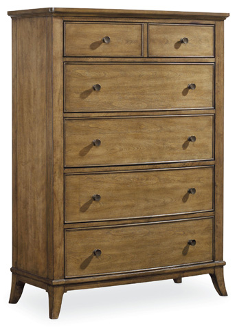Hooker Furniture - Five Drawer Chest - 5339-90010