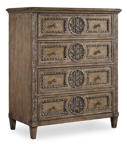 Hooker Furniture - Solana Bedroom Set - 5291BEDROOM3