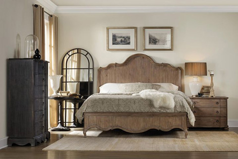 Hooker Furniture - Corsica Bedroom Set - 5280BEDROOM3