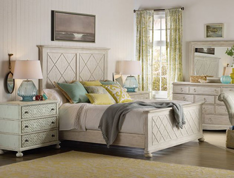 Hooker Furniture - Sunset Point Bedroom Set - 5325BEDROOM2
