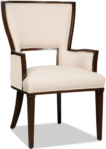 Hooker Furniture - Lindy Natural Dining Arm Chair - 300-350037