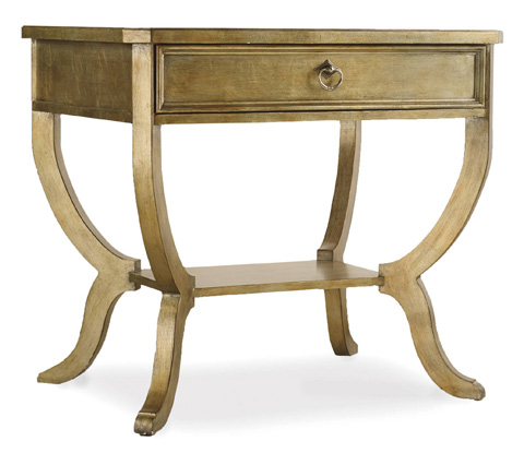 Image of Sanctuary Accent Table in Visage
