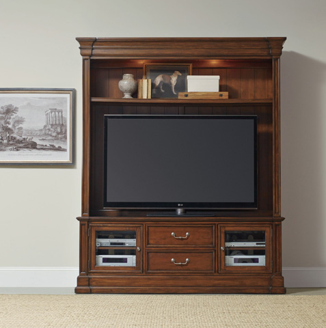Hooker Furniture - Clermont Two Piece Entertainment Group - 5271-70202