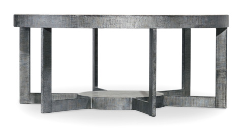 Image of Mill Valley Round Cocktail Table