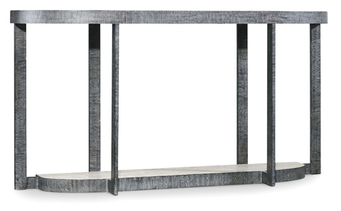 Image of Mill Valley Demilune Console Table