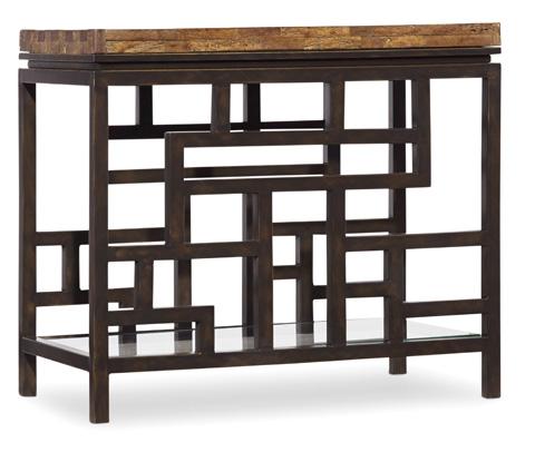 Hooker Furniture - Socorro Chairside Table - 5284-80114