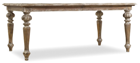 Hooker Furniture - Chatelet Rectangle Leg Dining Table - 5300-75200