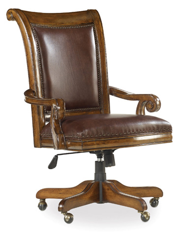 Image of Tynecastle Tilt Swivel Desk Chair