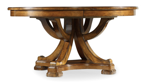 Image of Tynecastle Round Pedestal Dining Table