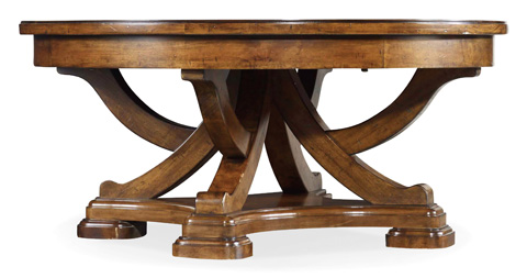 Hooker Furniture - Tynecastle Round Cocktail Table - 5323-80111