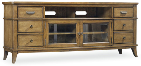 Hooker Furniture - Shelbourne Entertainment Center - 5339-55472