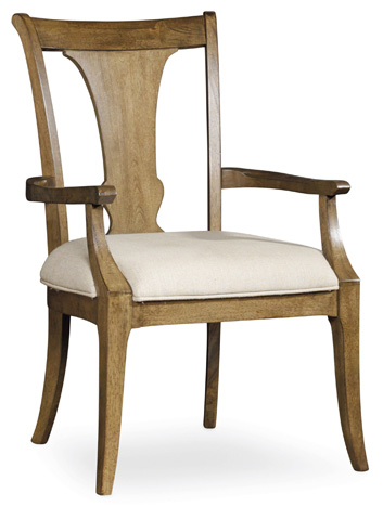 Image of Shelbourne Splatback Arm Chair