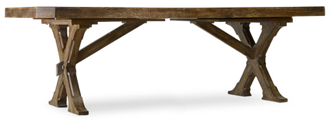 Image of Willow Bend Rectangle Trestle Table