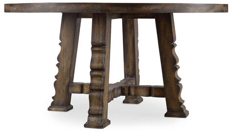 Image of Willow Bend Round Dining Table