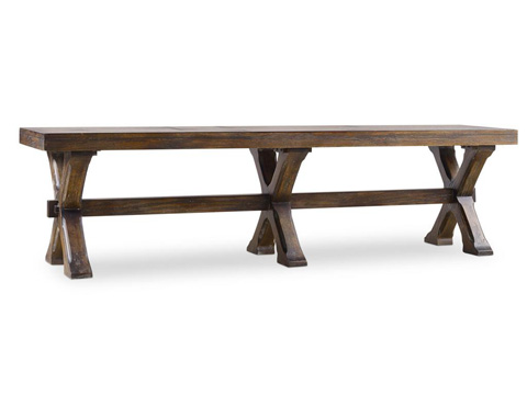 Hooker Furniture - Willow Bend Bench - 5343-75315