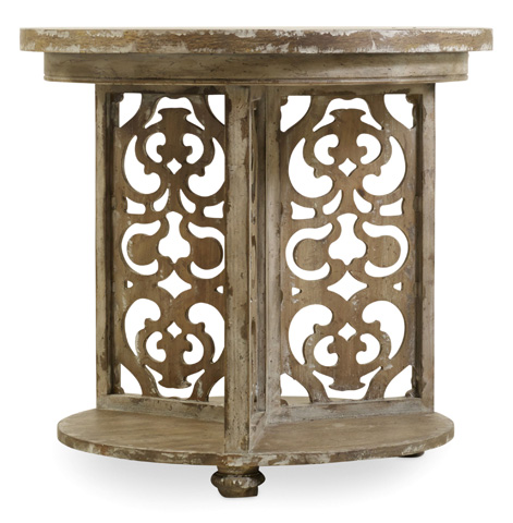 Image of Chatelet Round Accent Table