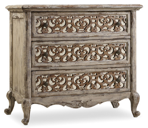 Image of Chatelet Fretwork Nightstand
