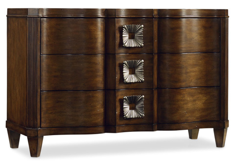 Hooker Furniture - Serpentine Chest - 5360-85001