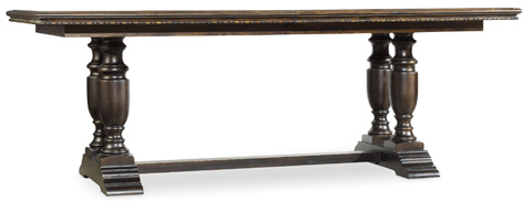 Image of Treviso Trestle Dining Table