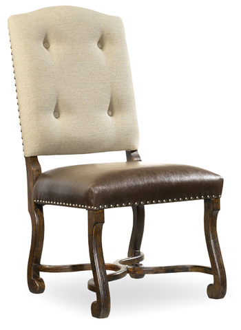 Image of Treviso Camelback Side Chair
