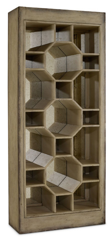 Image of Melange Show-Off Display Cabinet
