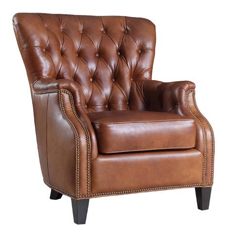Hooker Furniture - Aegis Glove Club Chair - CC860-01-084