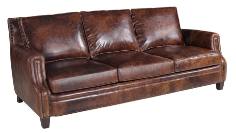 Hooker Furniture - Parthenon Temple Stationary Sofa - SS311-03-085