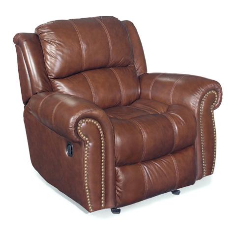 Hooker Furniture - Cognac Glider Recliner Chair - SS601-1G-087