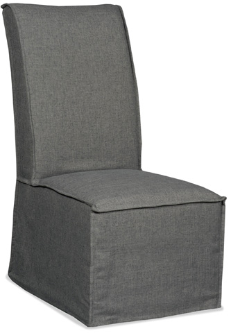 Hooker Furniture - Zuma Charcoal Side Chair - 300-350099