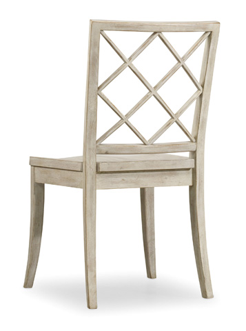 Hooker Furniture - Sunset Point X Back Side Chair - 5325-75310