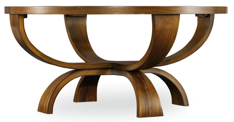 Image of Viewpoint Round Cocktail Table