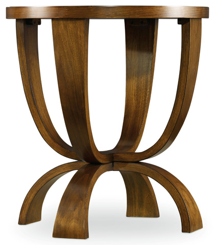 Image of Viewpoint Round End Table