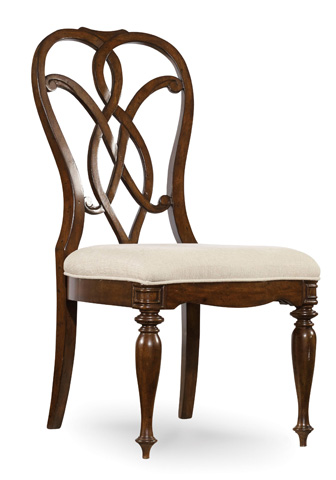 Hooker Furniture - Leesburg Splatback Side Chair - 5381-75310